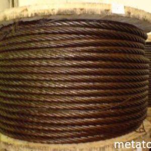 Канат стальной ГОСТ 16853-80