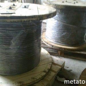 Канат стальной ГОСТ 3083-80