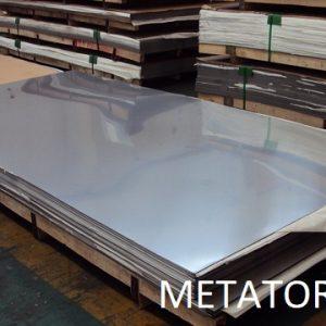 Лист алюминиевый ТУ 1-2-406-85
