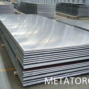 Лист алюминиевый ТУ 1-83-54-89