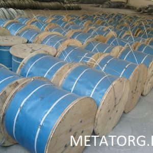Канат стальной DIN 3071 EN 12385-4-2003