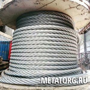 Канат стальной S10ALC Pack 1 EN 12385-4-2000