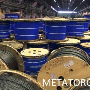 Канат стальной СТО 71915393 ТУ 051-2007