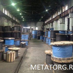 Канат стальной СТО 71915393 ТУ 090-2010