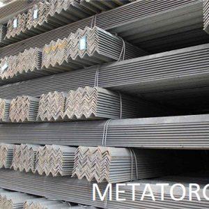 Уголок стальной конструкционный